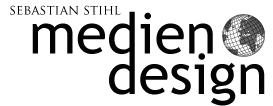 Logo Stihl-Mediendesign